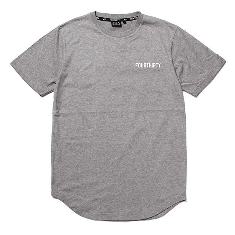 NUMBERING 86 S/S ROUND TEE (GRY size0)