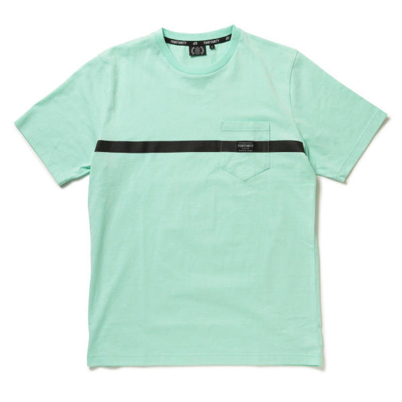 PENETRATE LINE S/S POCKET TEE (TQS size1)