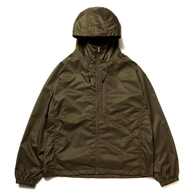 PACKABLE NYLON PT JACKET KHK 1(M)