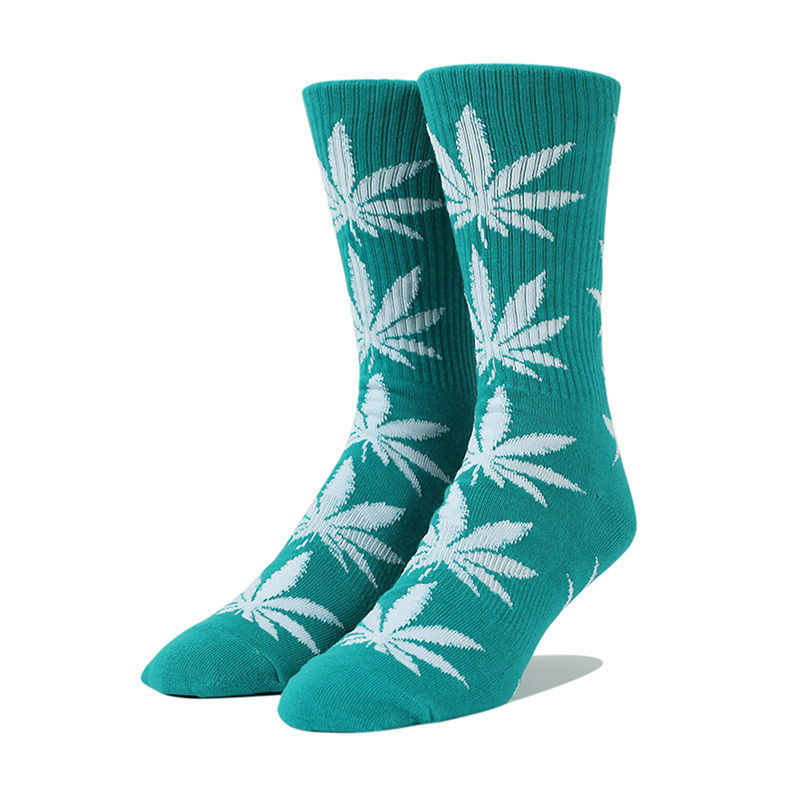 HUF PLANTLIFE SOCKS DEEP JUNGLE