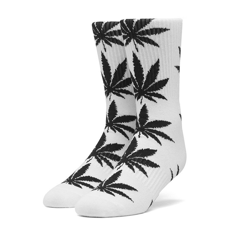 HUF PLANTLIFE SOCKS WHITE