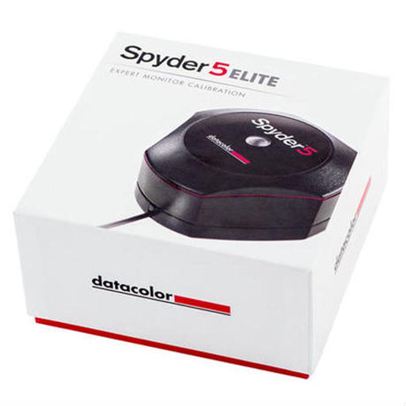【アウトレット製品・新品未使用】Spyder 5 ELITE