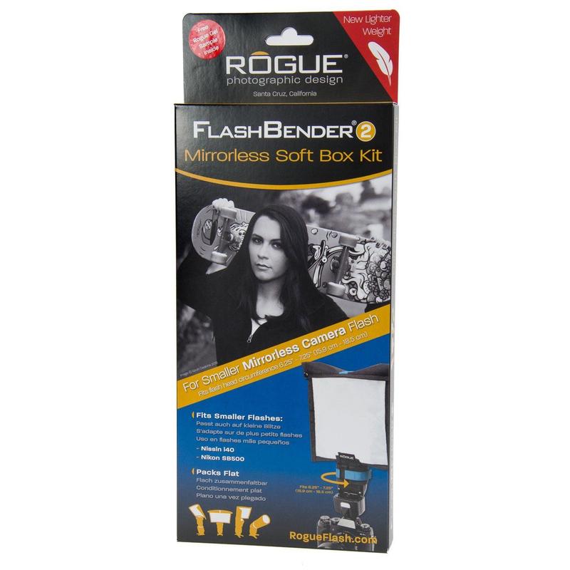 【アウトレット製品・新品未使用・外装不良】ROGUE FlashBender2 ミラーレスソフトボックス