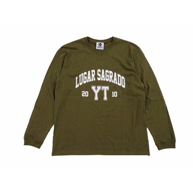Lugar Sagrado L/S Tシャツ