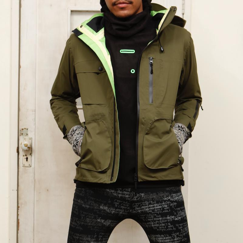 "GORE-TEX ®︎  OVER DESIGN Jacket  ""1st MODEL""《サンプル販売》"