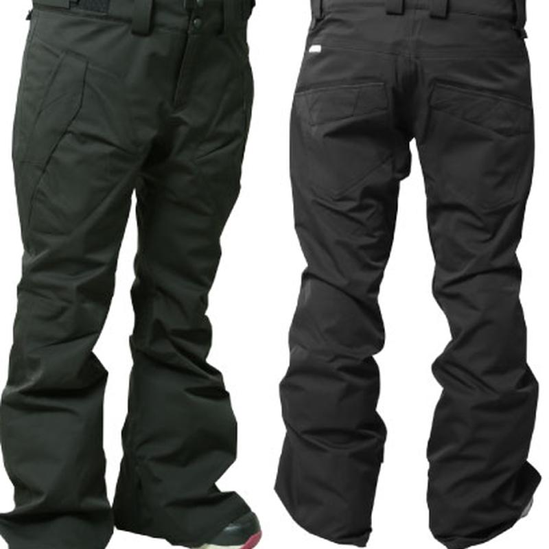 15-16 SP-design WP-02ウィメンズ VIVID PANTS BLACK