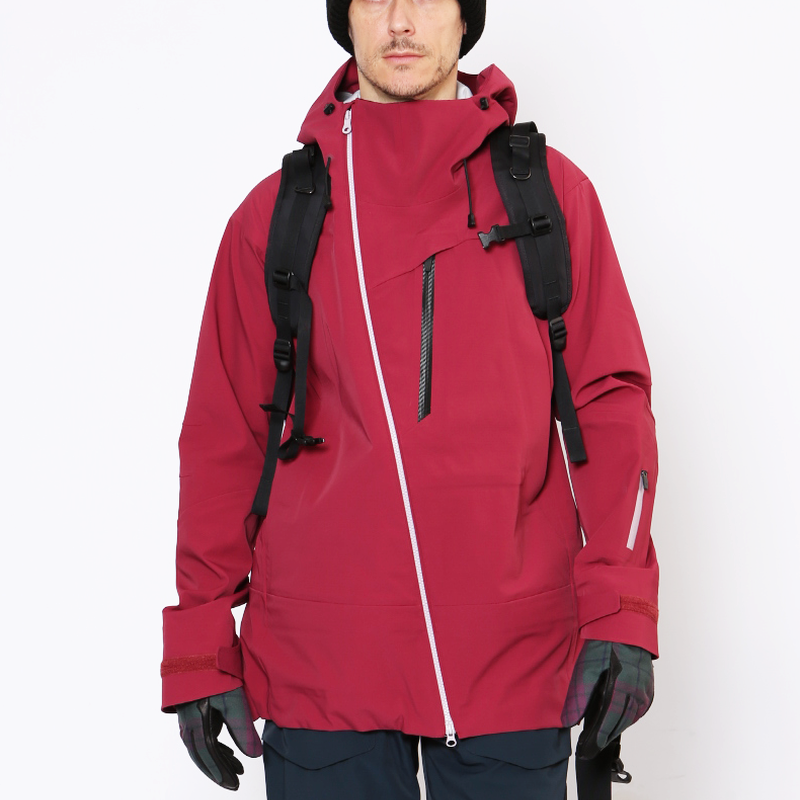 collect mania LIFE-3 JACKET 《WINE RED》4WAYストレッチ