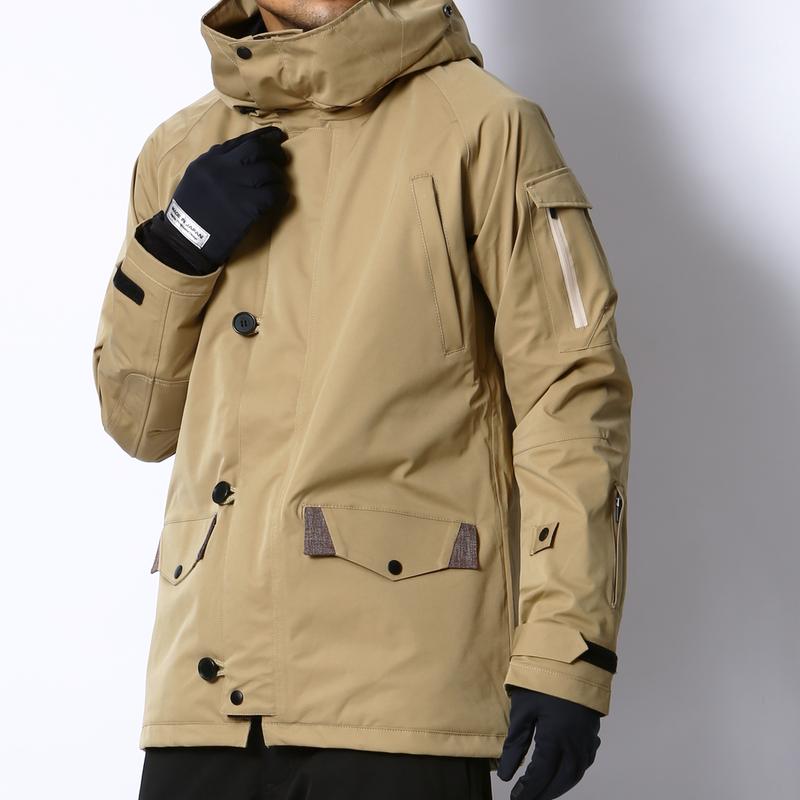 N3B Jacket 《SAND×KHAKI》