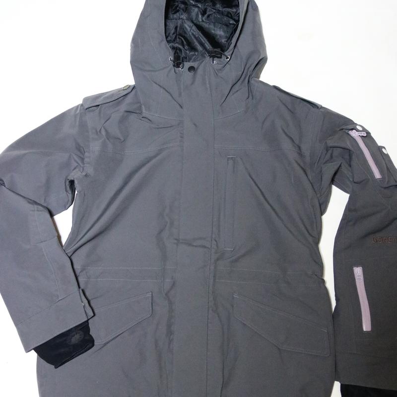 シンプルなGORE-TEX®️YUKION(雪音)Jacket