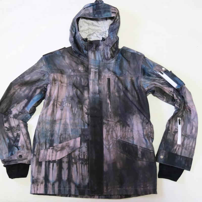 GORE-TEX®️絞り染めジャケット