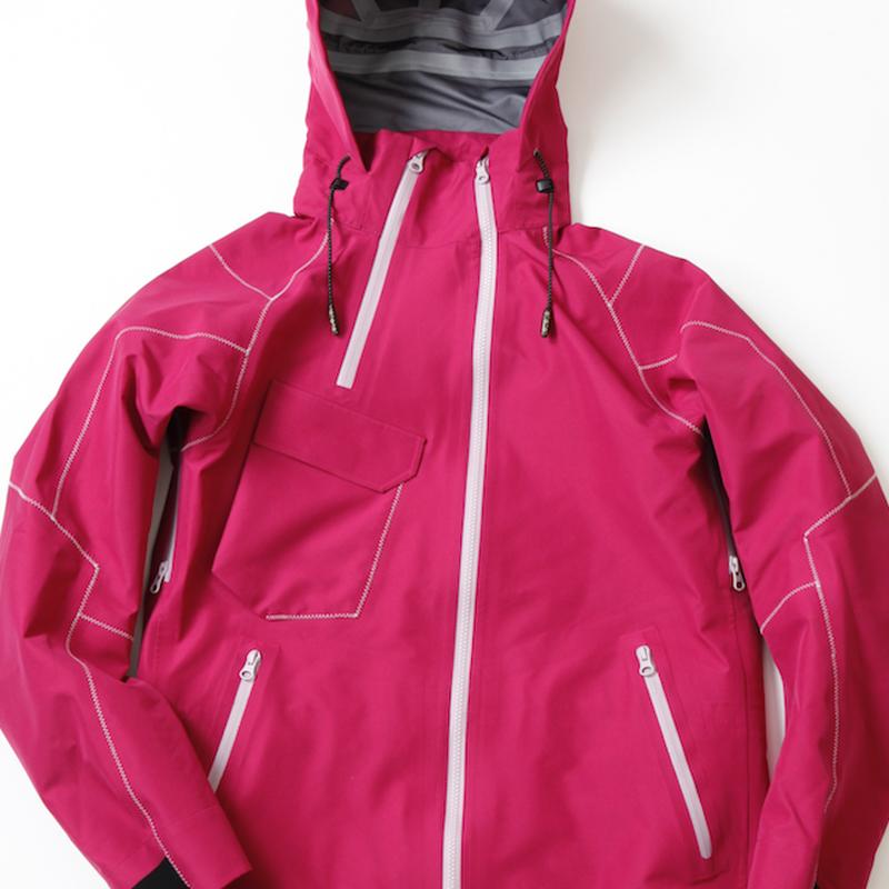OVER SPECK Jacket《SP-design Laboratory Works》
