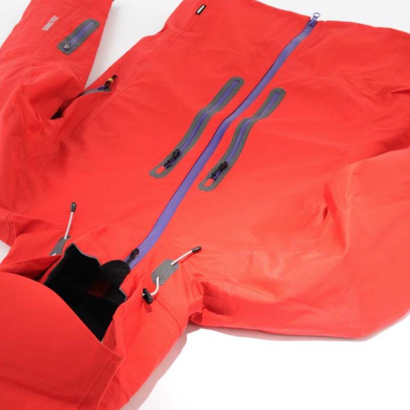 ATLAS JACKET コンフォートマッピング RED 過去の名品ジャケット