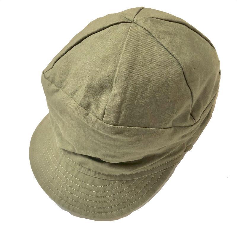 remilla レミーラ ダイド帽 [KHAKI GRAY]