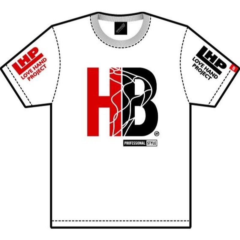 スパイダーハンドボールTシャツSP-THB-WRB/ホワイト