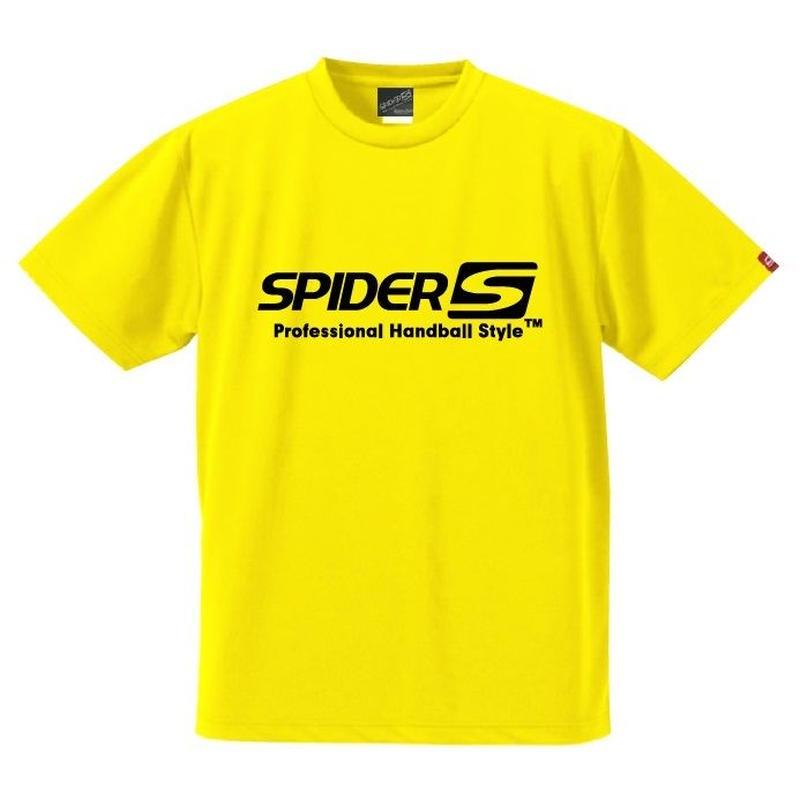 スパイダーハンドボールTシャツSP-SPRT01YB/イエロー
