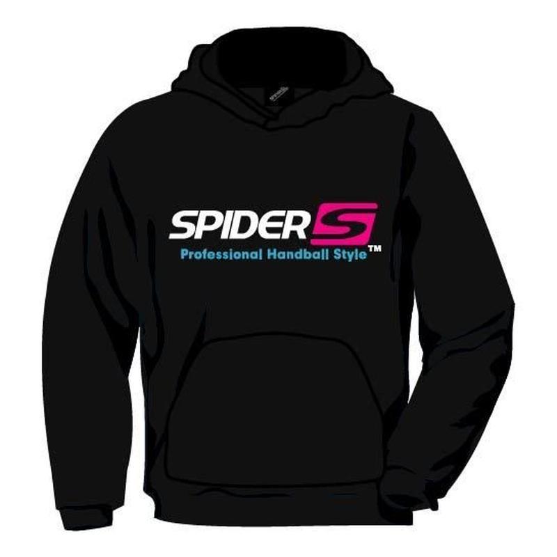 SPIDERハンドボールフーデッドパーカ SP-SWP03BWTS
