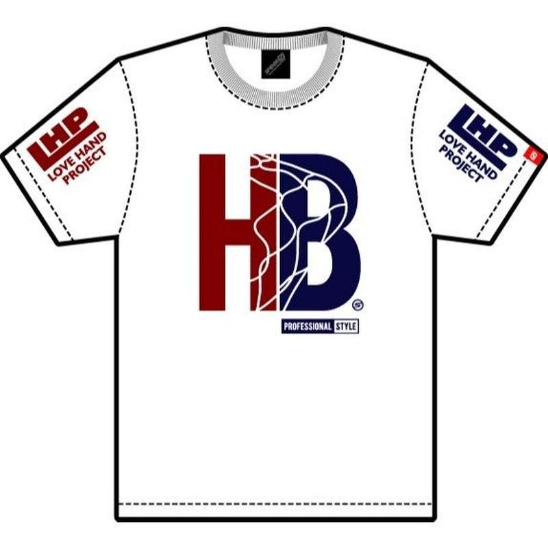 スパイダーハンドボールTシャツSP-THB-WBN/ホワイト