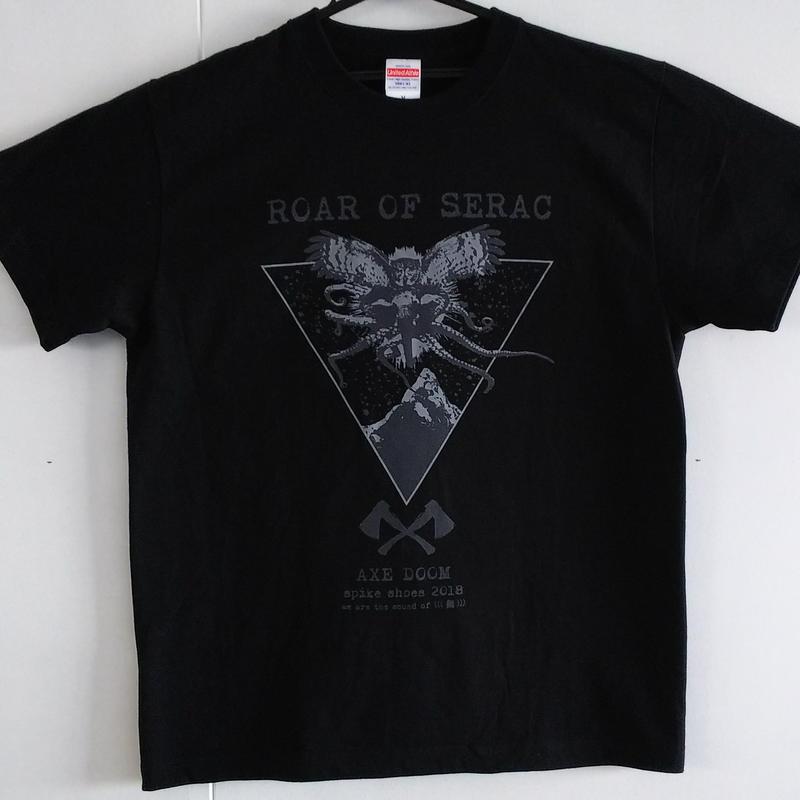 "NEW!! ""ROAR OF SERAC"" T-shirt"