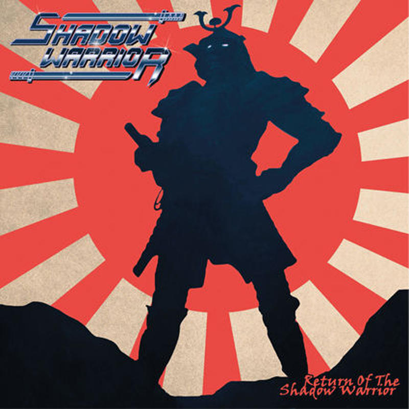 "SHADOW WARRIOR ""Return of the Shadow Warrior""(Japan Edition + obi)"