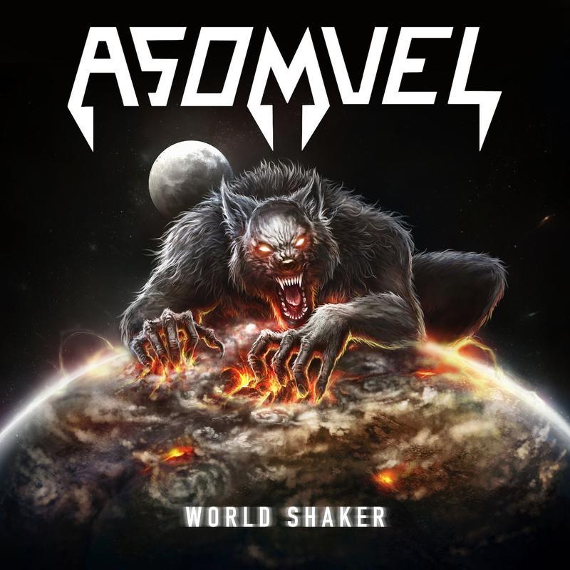 """【Pre-Oder】ASOMVEL """"World Shaker""""(Japan Edition + obi)"""