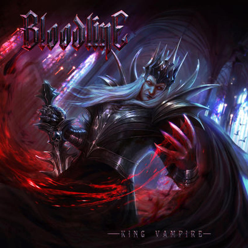 "BLOODLINE ""King Vampire"" (Japan Edition + obi)"