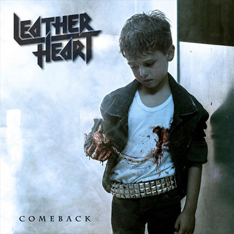 "LEATHER HEART ""Comeback"" (Japan Edition + obi)"