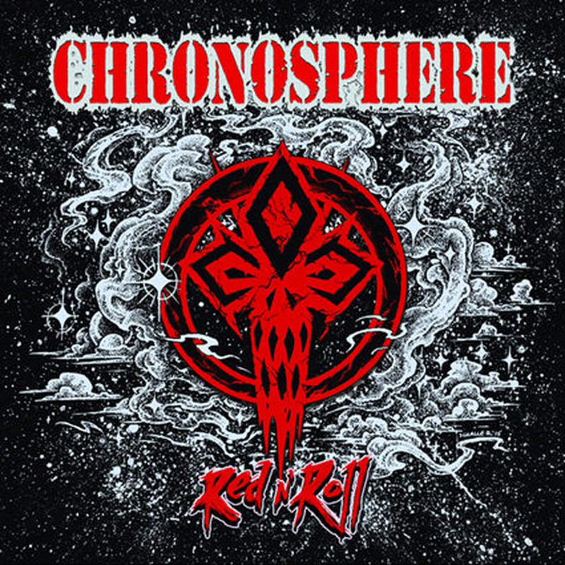"CHRONOSPHERE ""Red N' Roll"" (Japan Edition + obi)"
