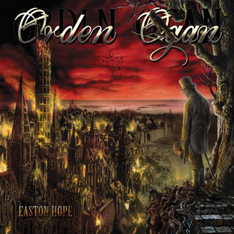 "ORDEN OGAN ""Easton Hope"" (Japan Edition + obi)"