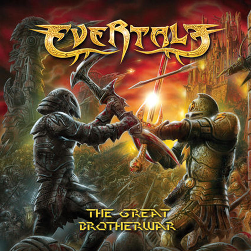 "EVERTALE ""The Great Brotherwar"" (Japan Edition + obi)"