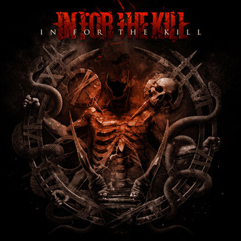 "IN FOR THE KILL ""In For The Kill"" +Special Gift CD-R (Japan Edition + obi)"