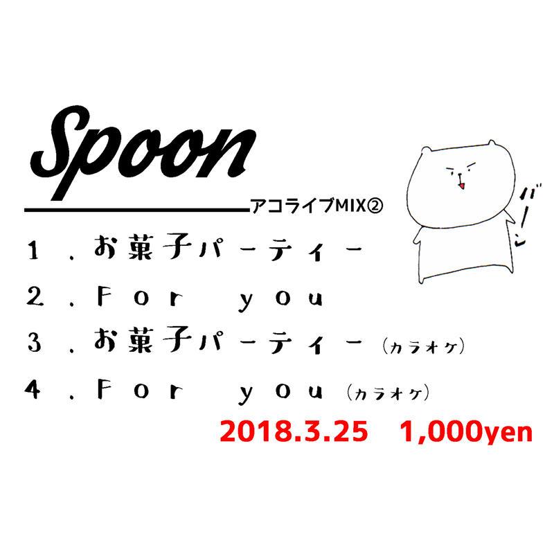 【物販・CD】アコライブMIX②