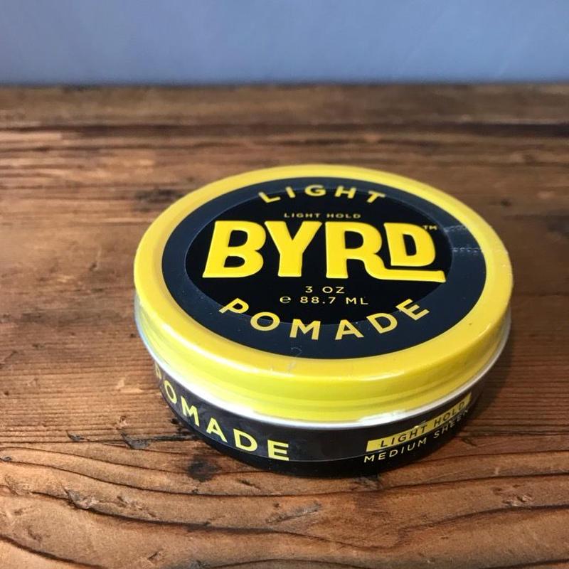 BYRD ライトポマード(85g)