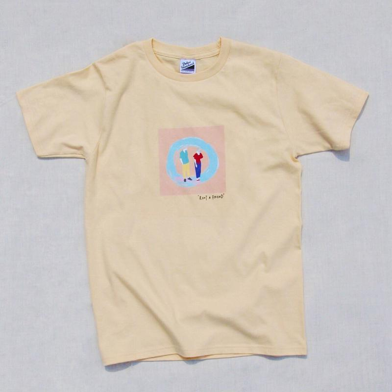 「月極オトコトモダチ」コラボイラストTシャツ
