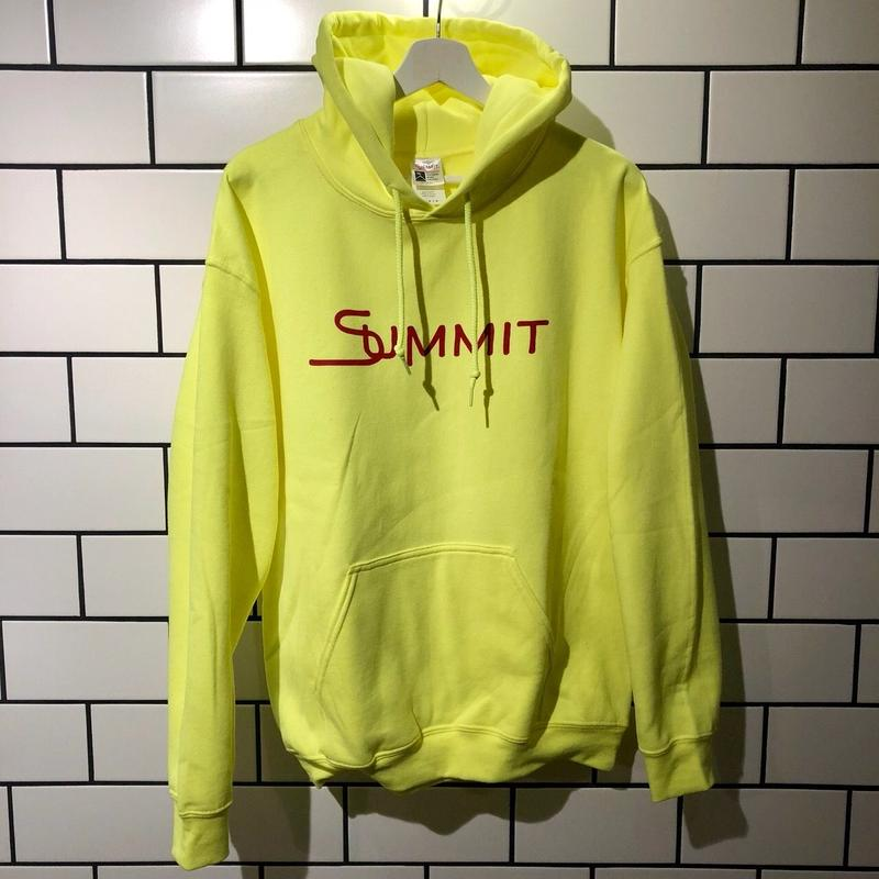 SUMMIT LOGO RESCUE PARKA (Rescue Yellow)