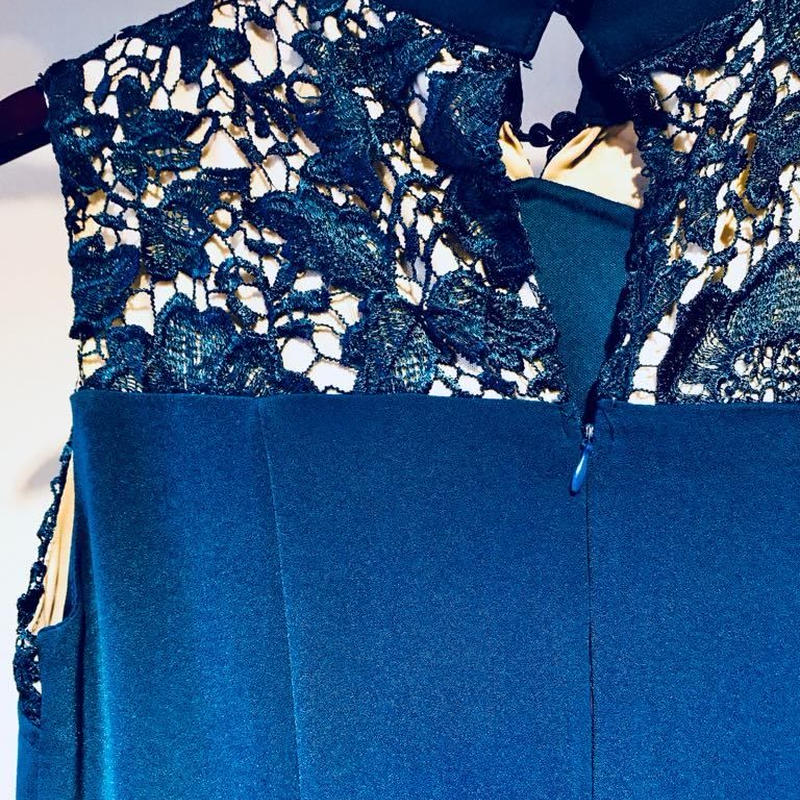 DRESS for enjoy NIGHT OUT  [NAVY]