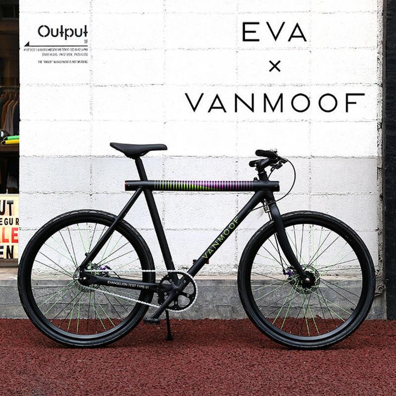 "VANMOOF by EVANGELION ""EVA-01 MODEL"