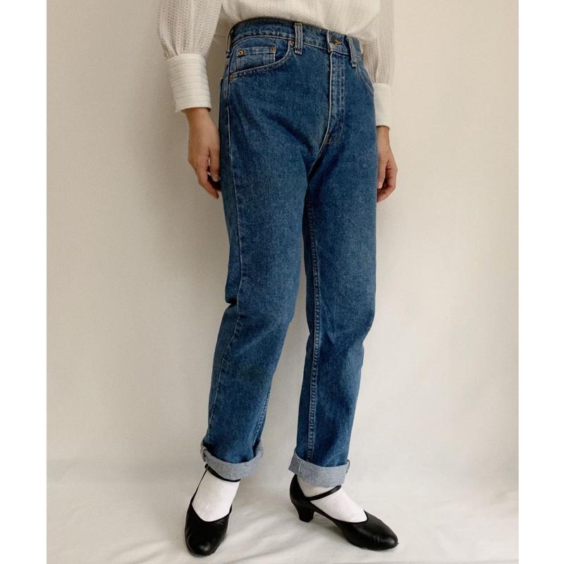 80's - 90's USA Levi's 505 Demim Pants