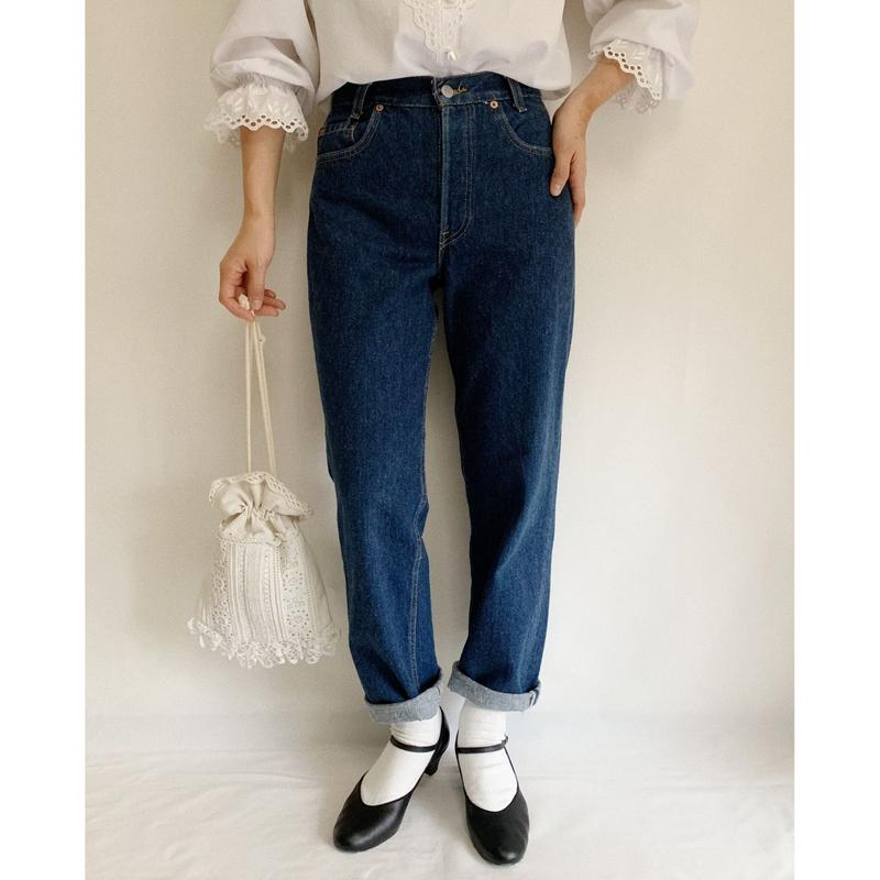 "80's USA Levi's  "" 701 "" STUDENT Denim Pants"