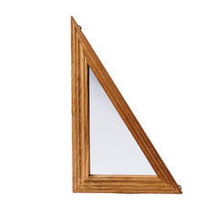 DIAGRAM MIRROR〈Right Triangle〉