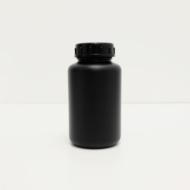 STANDARD POLYTANK 〈広口BLACK-500ml〉