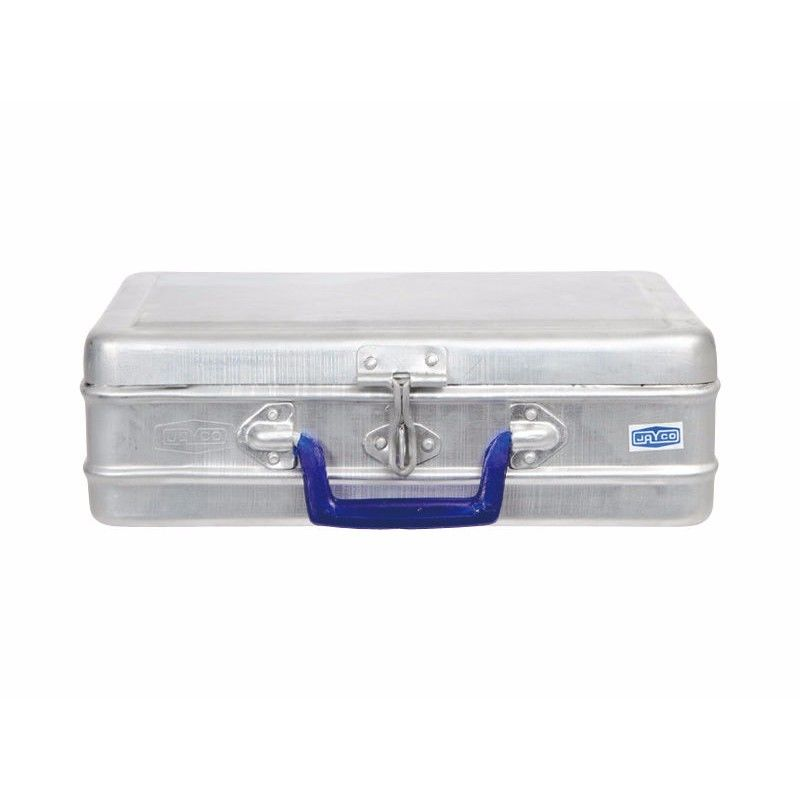 ALUMINIUM BOX CASE 12""
