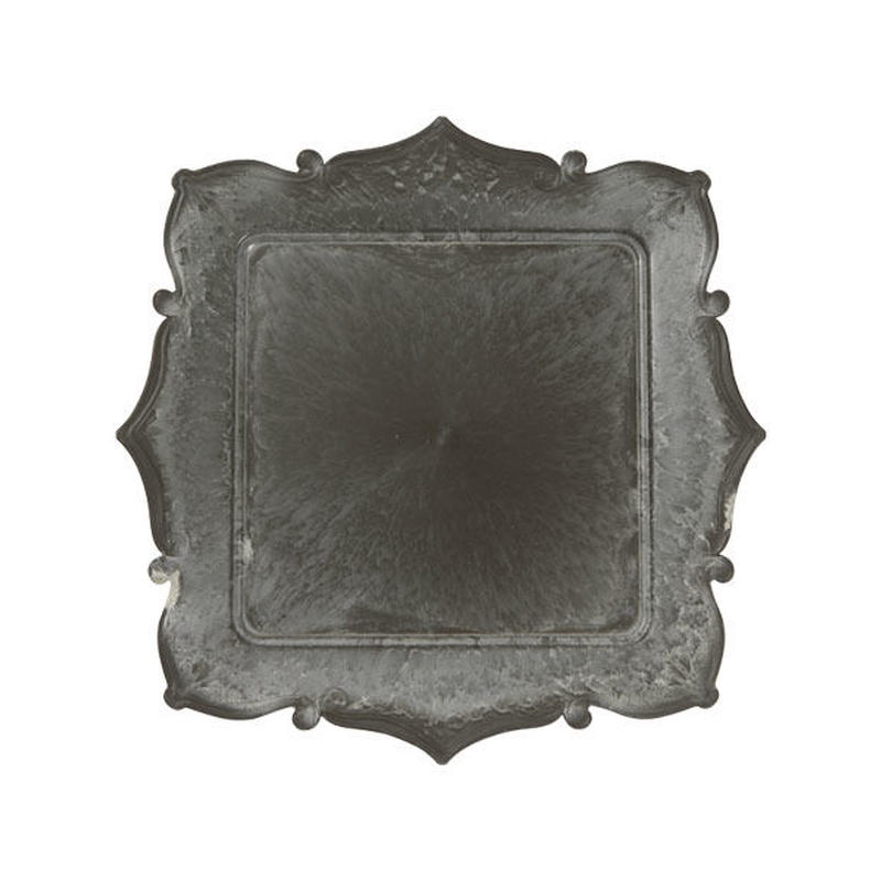 DECORATION TRAY SQUARE_D