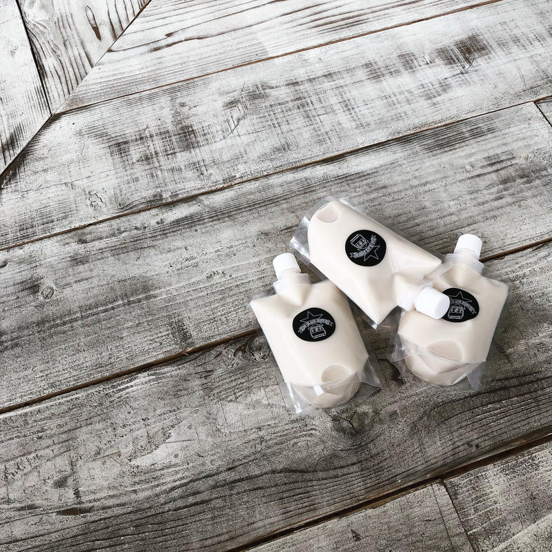 《冷凍5本SET》white nuts milk 250ml × 5本