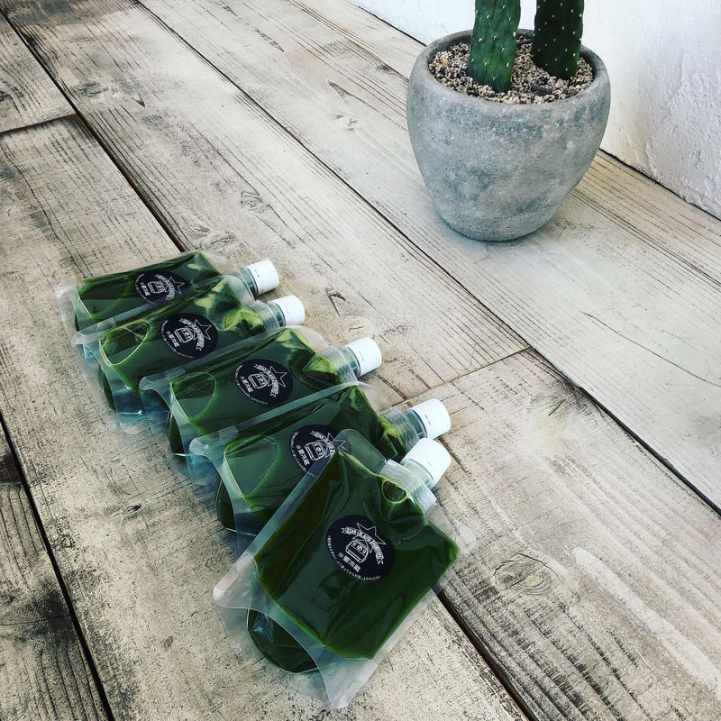 《冷凍5本SET》detox green 250ml × 5本