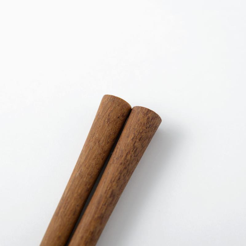 箸 丸削(鉄木)