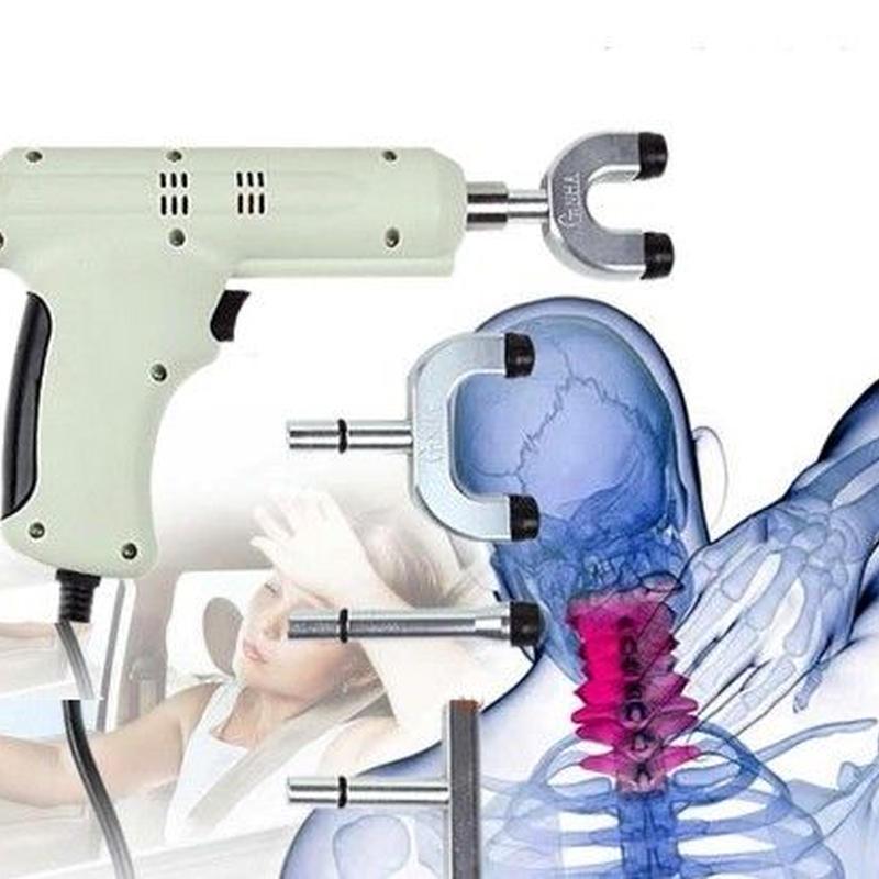背骨 カイロプラクティック マッサージ 4 ヘッド 腰痛 肩こりなど