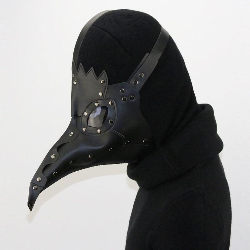 ペスト防護マスク
