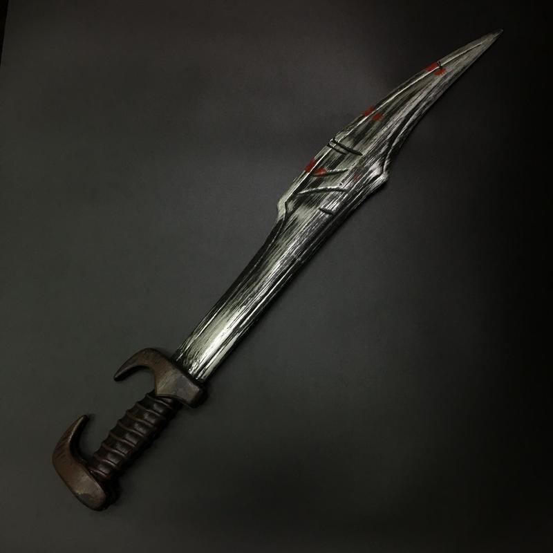 【70cm】スパルタサーベル 短剣 プラスチック製品