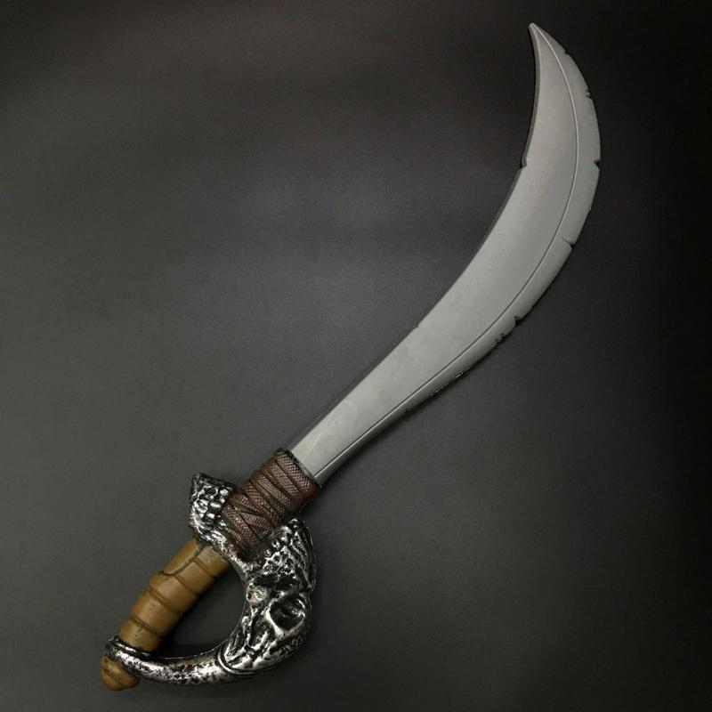 【66cm】海賊のサーベル 短剣 プラスチック製品
