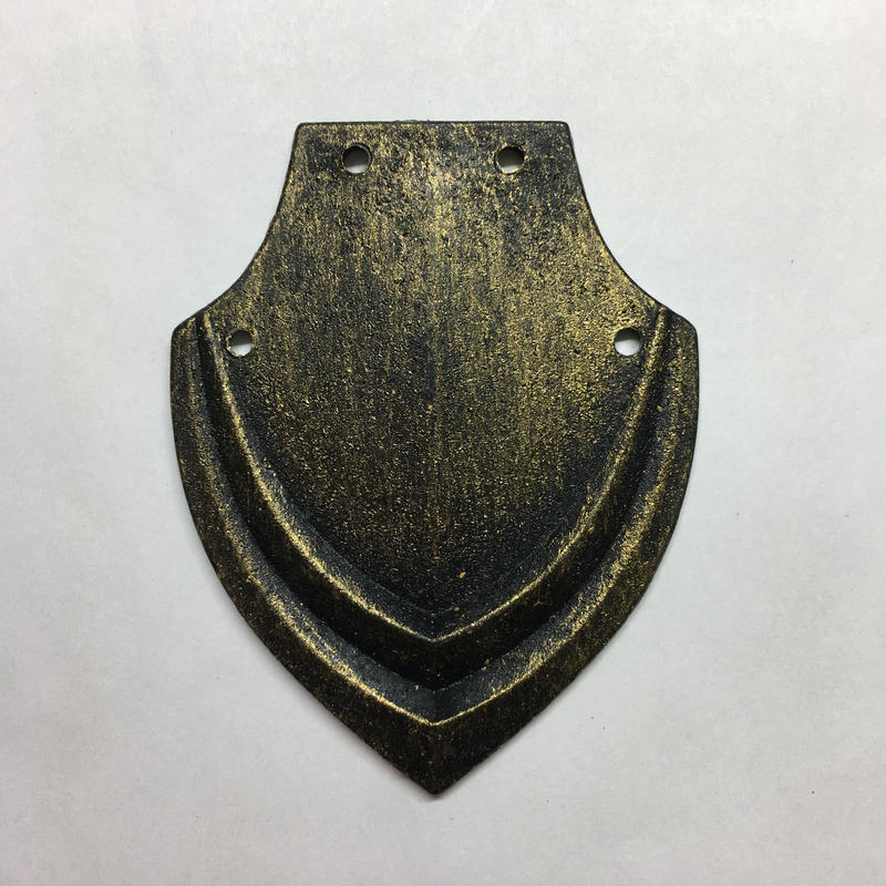 【ウロコ】鎧の小片 50枚 樹脂製